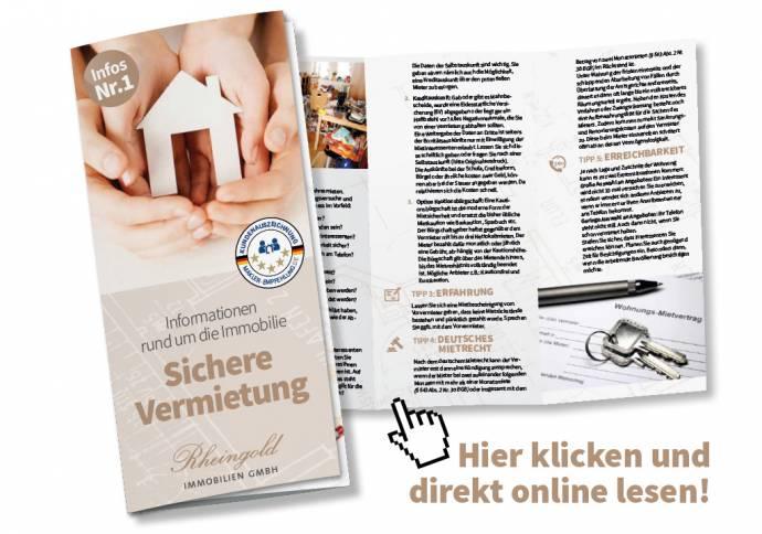 Infobroschüre Nr.1 - Hier klicken um die Broschüre direkt online zu lesen!