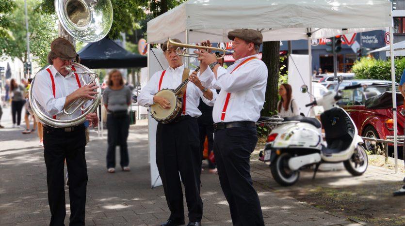 """3. Tag der Nostalgie Lindenthal - Band """"Good Time Dixie"""""""