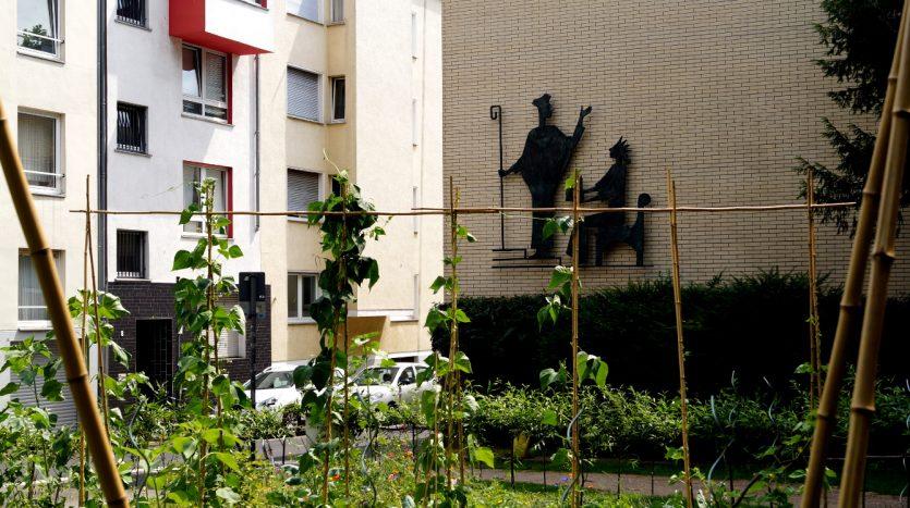 Gemeinschaftsgarten Pantaleonstraße