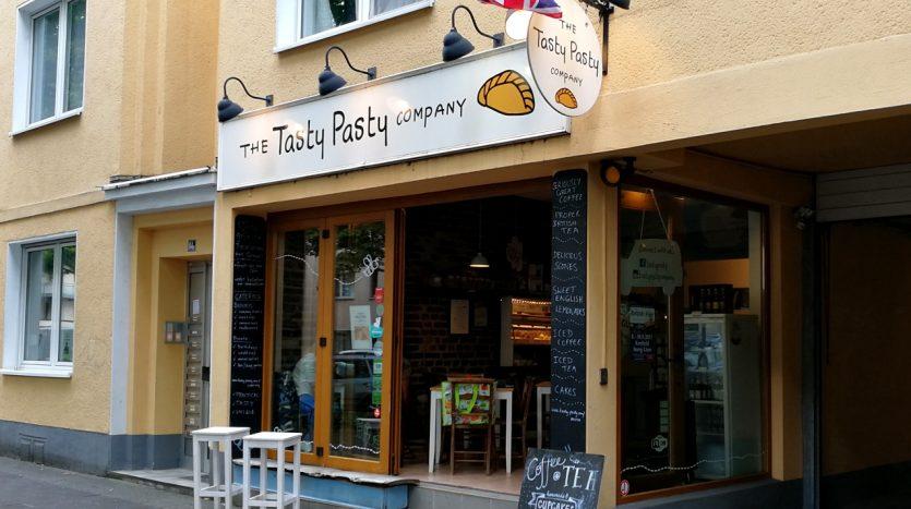 Tasty Pasty - Dürener Straße - herzhafte und süße Köstlichkeiten aus England