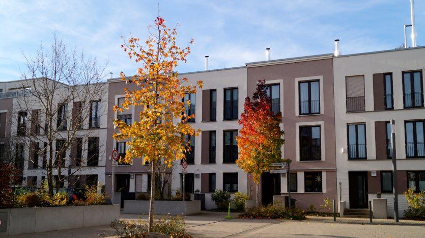 Köln Braunsfeld - In der Neubausiedlung Park Linné