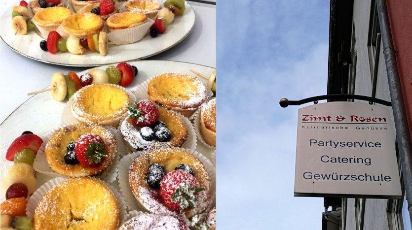 Catering-Firmen: Zimt und Rosen