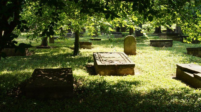 Kulturpfad Lindenthal: Geusenfriedhof