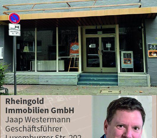 Immobilienmakler Köln Expertentipp Theater in Ehrenfeld