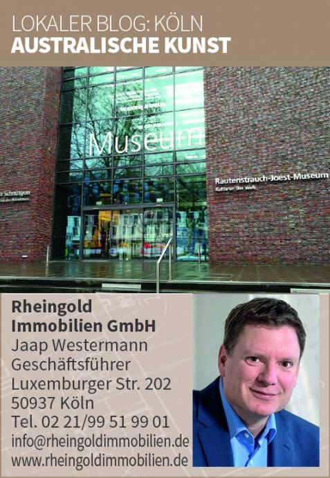 Immobilienmakler Köln Expertentipp Rautenstrauch Museum