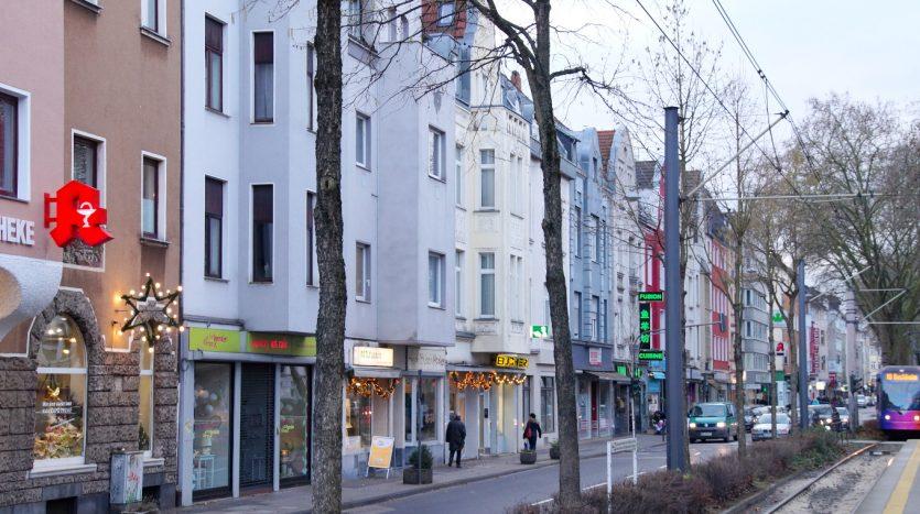 Design1812 - Mehrere Ausstellungsräume befinden sich an der Luxemburger Straße