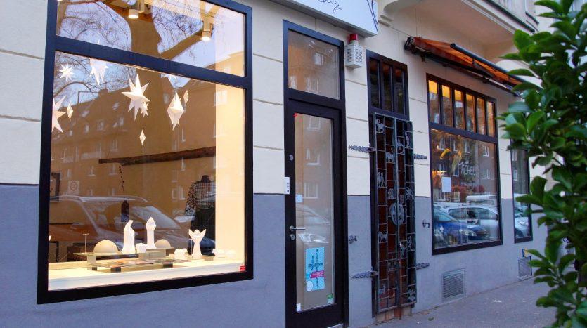 Design1812 - Mehrere Ausstellungsräume befinden sich am Gottesweg