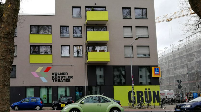 Theater in Ehrenfeld: Kölner Künstler Theater