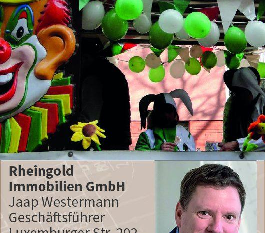 Immobilienmakler Köln Expertentipp Karneval in Köln