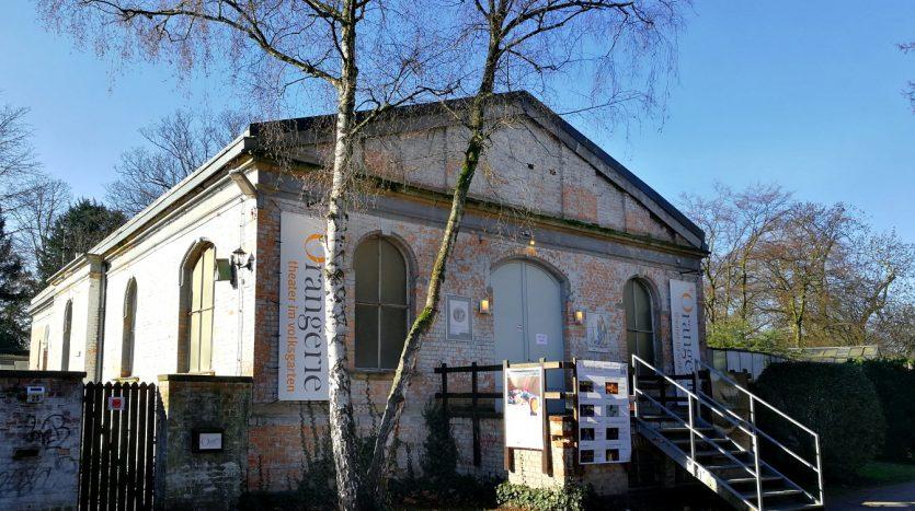 Theater in Köln - Orangerie