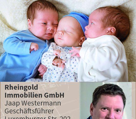 Immobilienmakler Köln Expertentipp: Babyboom in den Städten, Immobilienpreise