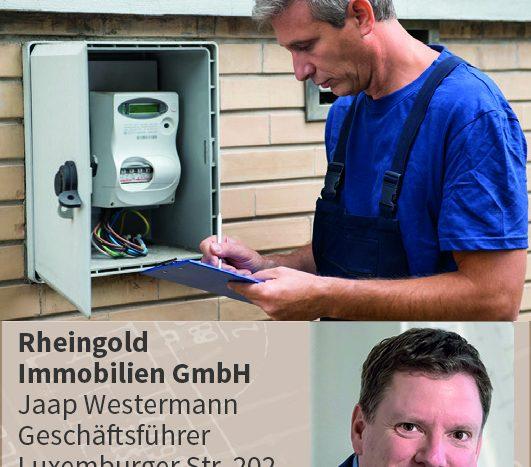 Immobilienmakler Köln Expertentipp: Intelligent Strom zählen