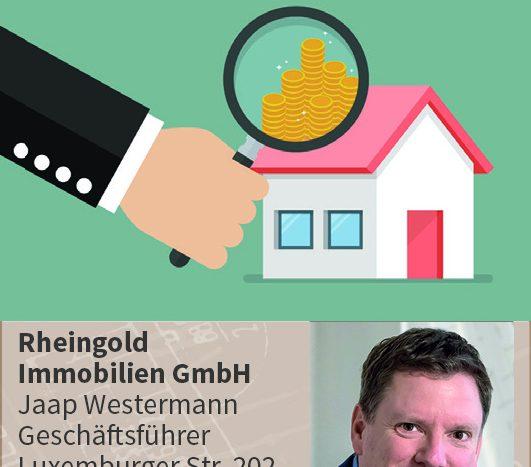 Immobilienmakler Köln Expertentipp: Wie viel kriege ich für meine Immobilie?