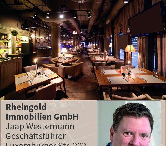 Immobilienmakler Köln Expertentipp: Sternerestaurant