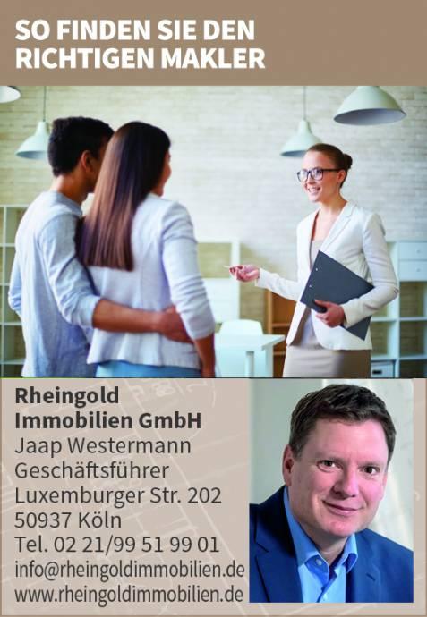 Immobilienmakler Köln Expertentipp: So finden Sie den richtigen Makler
