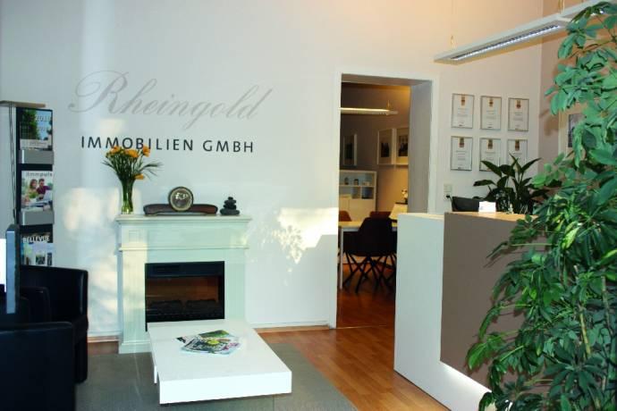 Ladenlokal Maklerbüro Rheingold Immobilien GmbH