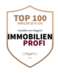 Top 100 Makler D-A-CH Immobilienprofi
