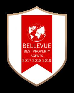 Bellevue Best Property Agent seit 2017
