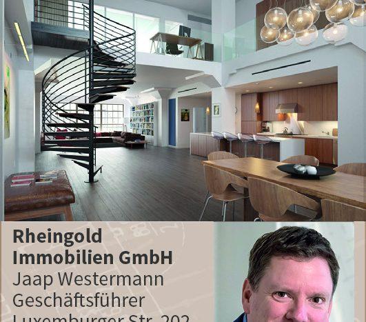 Immobilienmakler Köln Expertentipp durchreiche war gestern