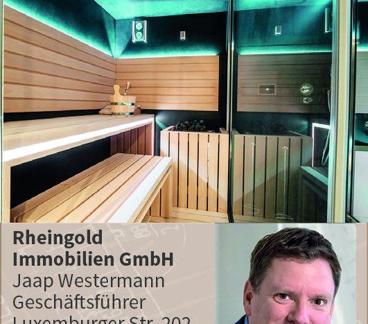Immobilienmakler Köln Expertentipp Sauna Schwitzen Im Winter