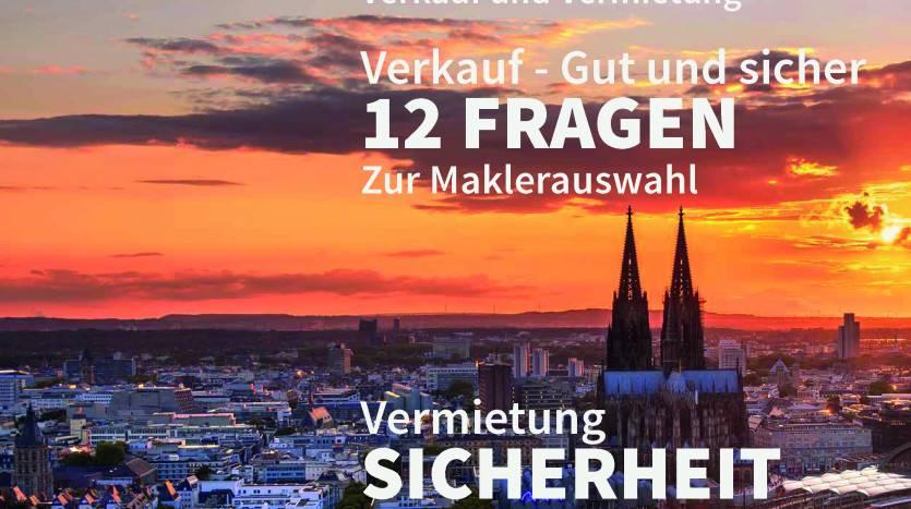 8. Immobilien - Marktbericht Kölner Südwesten