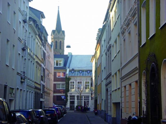 Deutz, Altbaucharme, Rheingold Immobilien