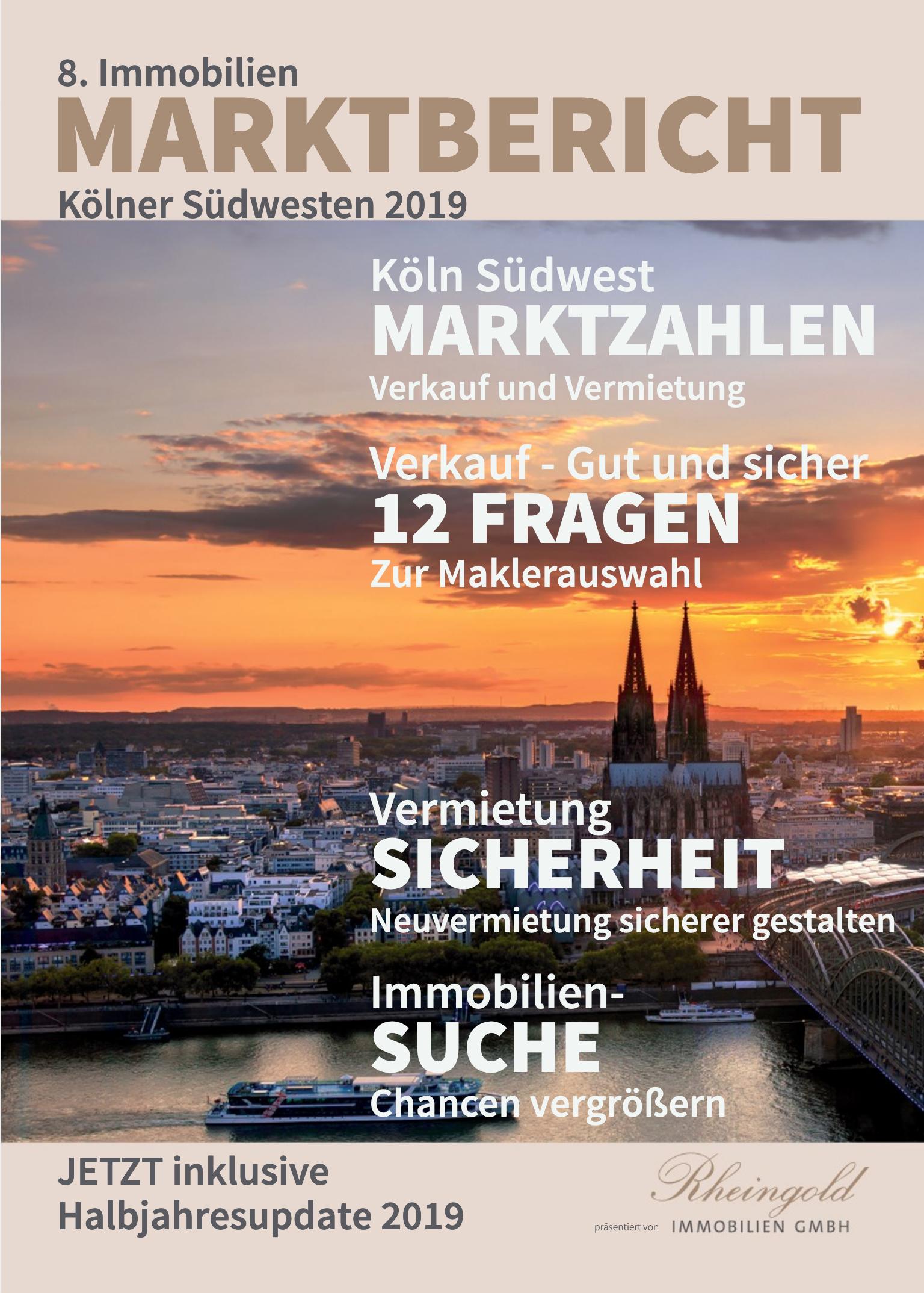 Marktbericht 2019 HJ