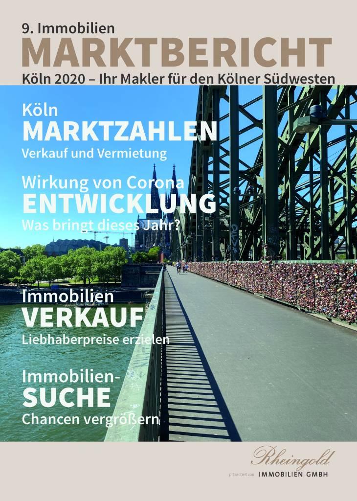 Immobilienmarktbericht Köln 2020